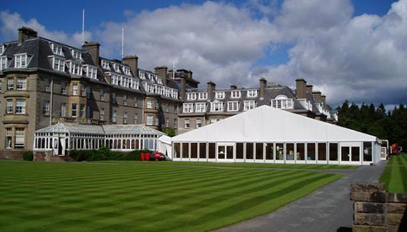 Experienced welsh marquee company