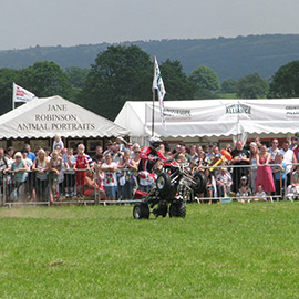 county shows marquees