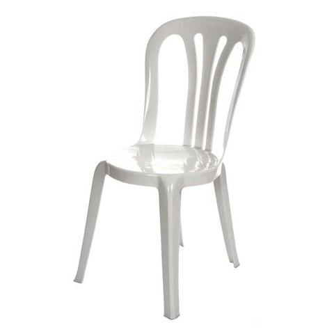 Bistro Chair White Garroxta