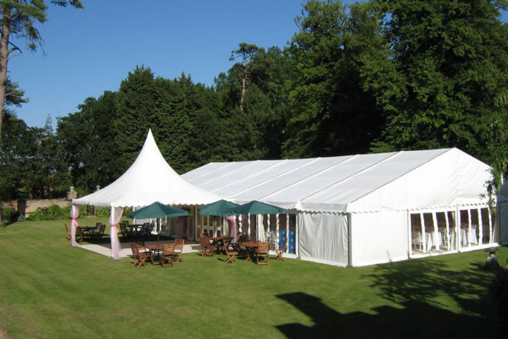 marquee structures