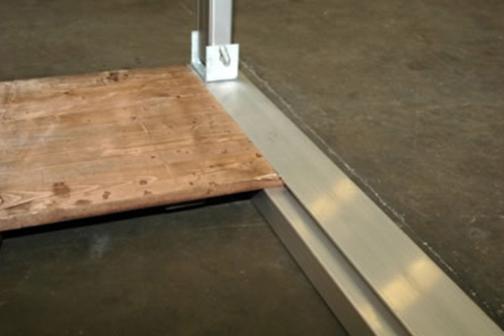 standard marquee flooring