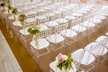 Ice Chiavari Chairs