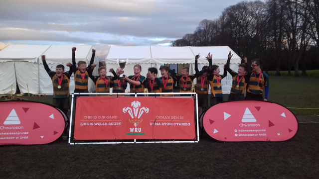 Urdd WRU 7's Competition